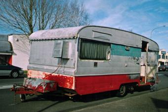 Innovative  Lightweight 17 Ft  Auckland Caravan Rentals  Caravan Hire Auckland