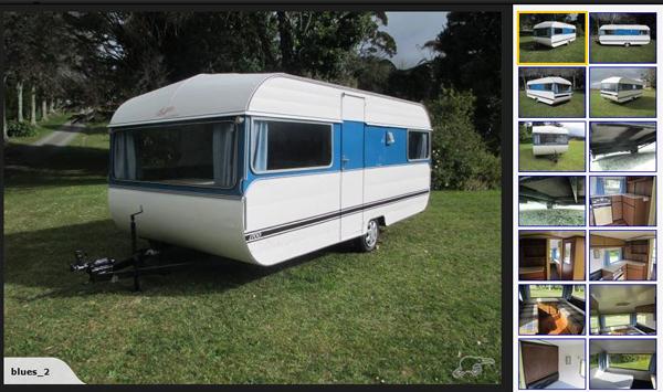 Nz Caravans For Sale And We Buy Old